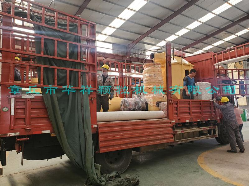 柱状肥料加工设备